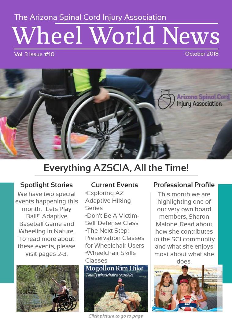Wheel World News Issue 37 October