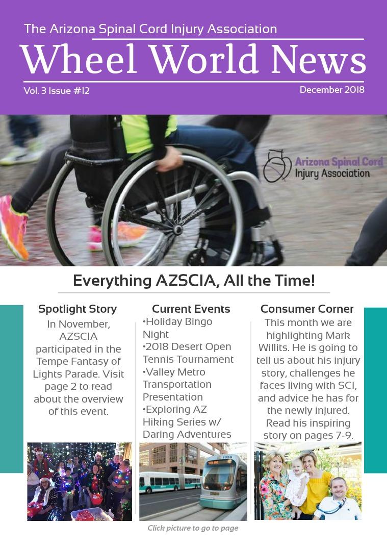 Wheel World News Issue 39 December