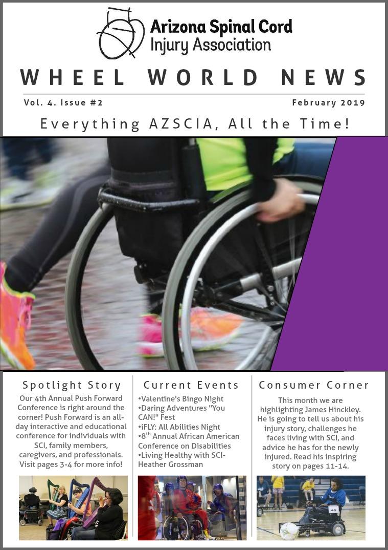 Wheel World News Issue 41 February