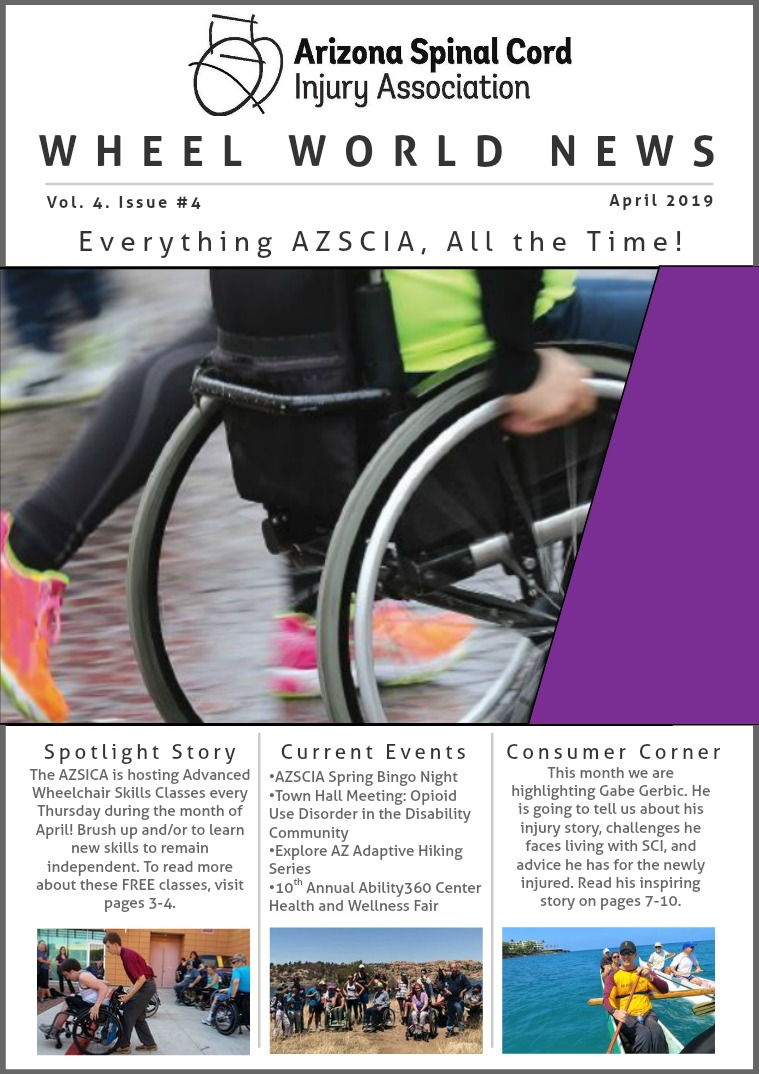 Wheel World News Issue 43 April