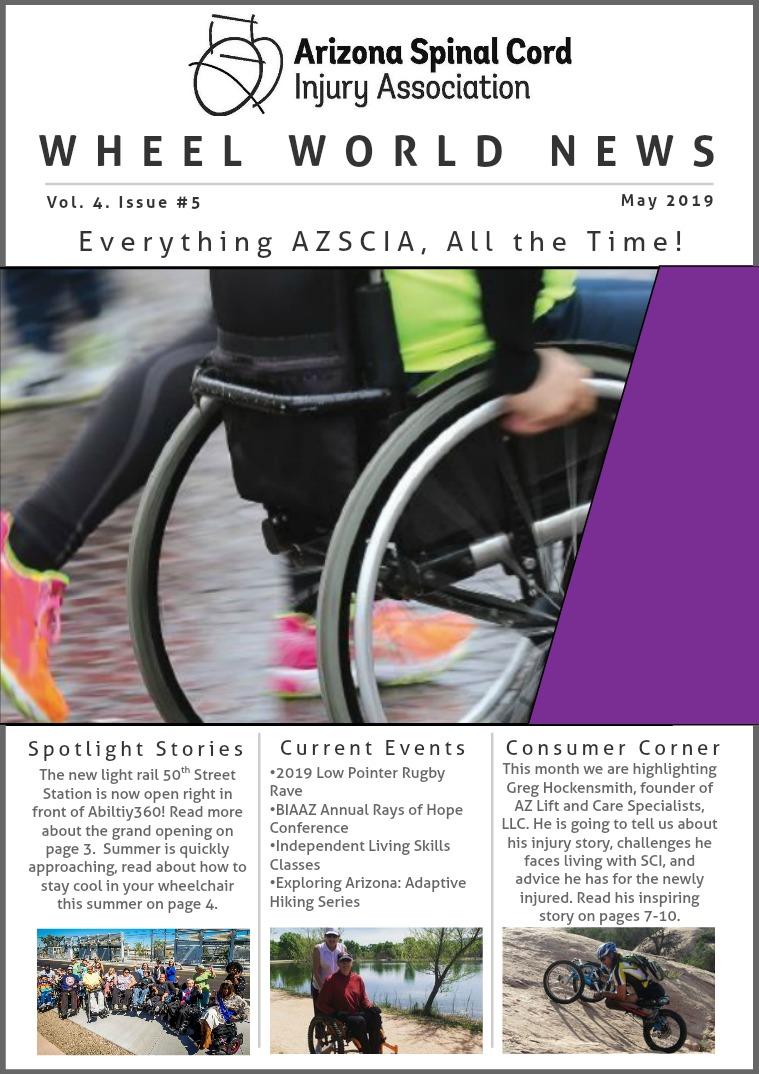 Wheel World News Issue 44 May