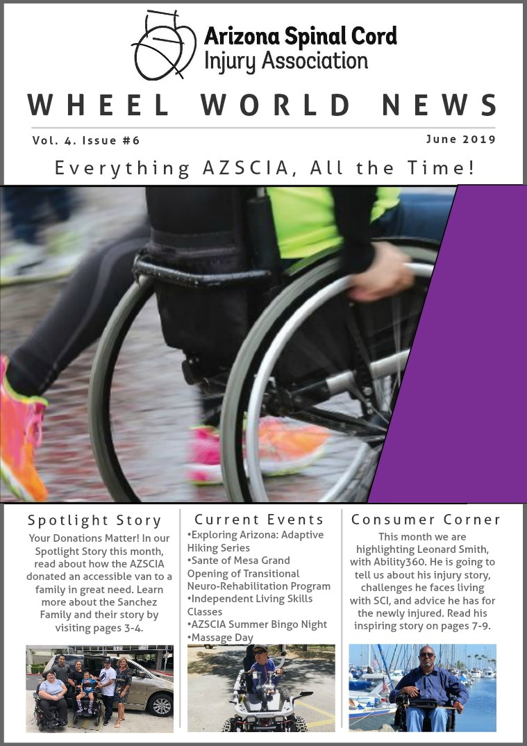 Wheel World News Issue 45 June