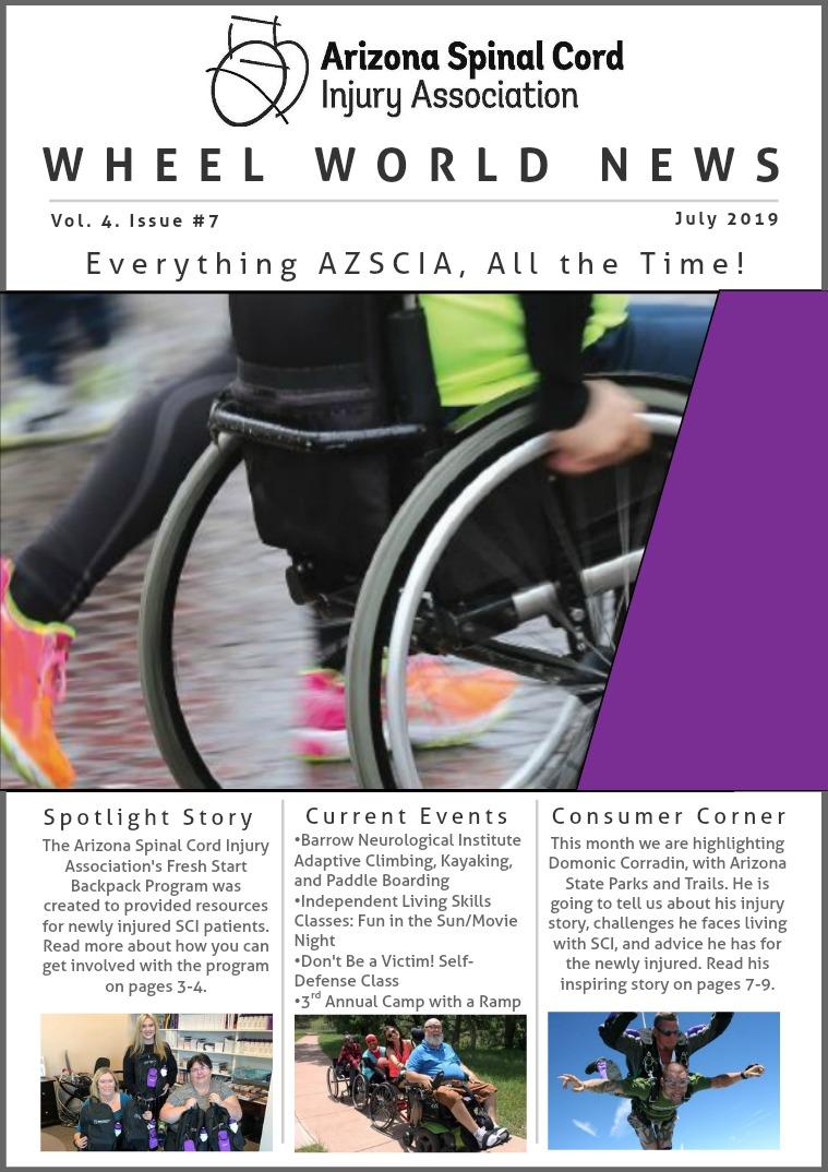 Wheel World News Issue 46 July