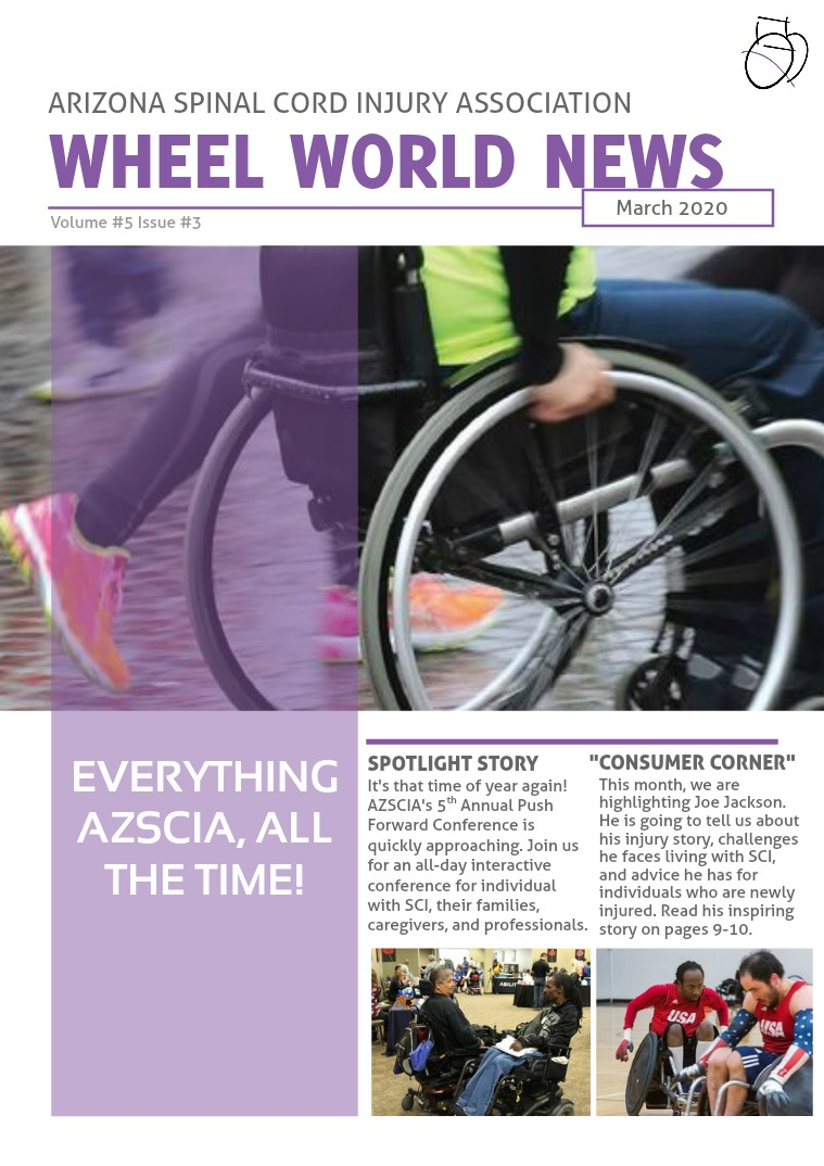 Wheel World News Issue 54 March