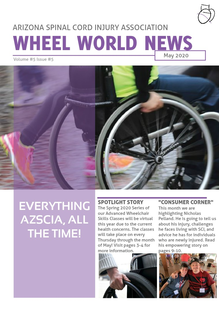 Wheel World News Issue 56 May