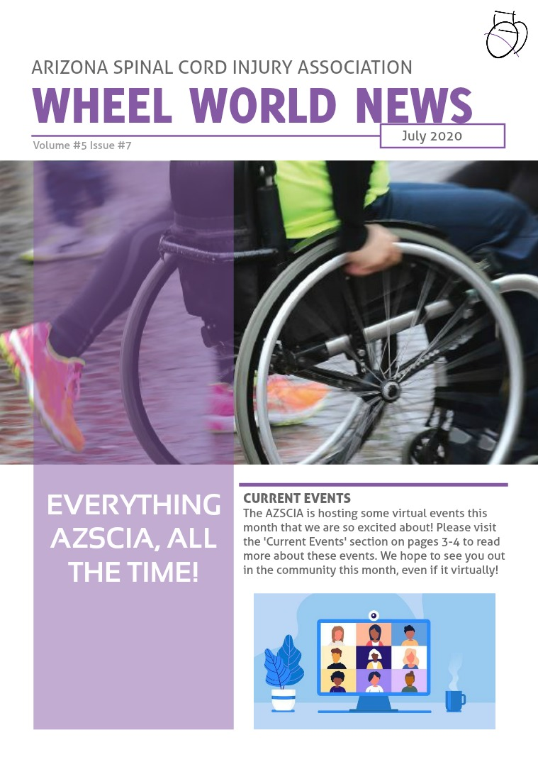 Wheel World News Issue 58 July