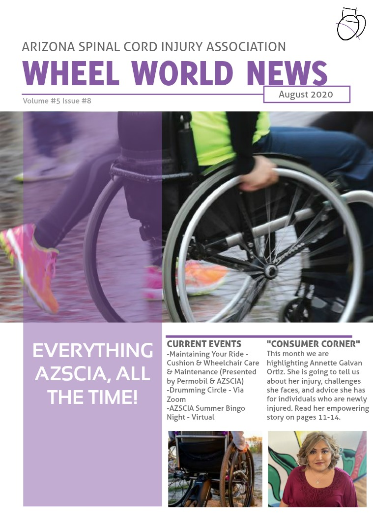 Wheel World News Issue 59 August
