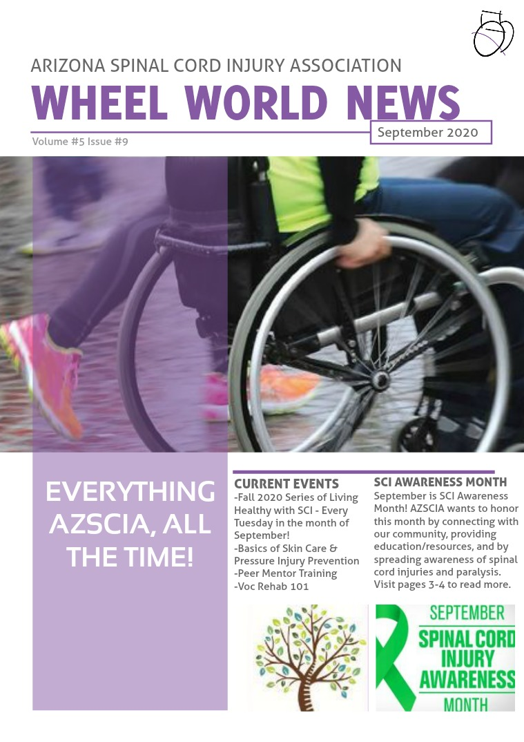 Wheel World News Issue 60 September