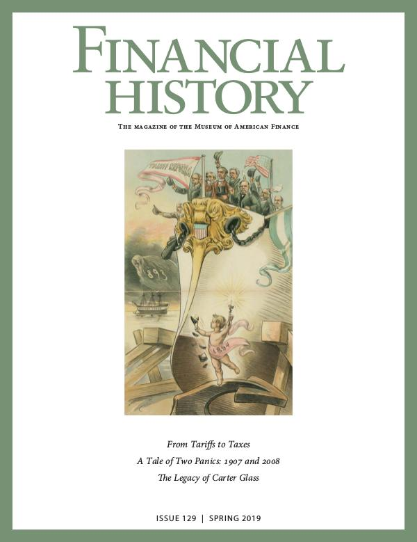 Financial History Issue 129 (Spring 2019)