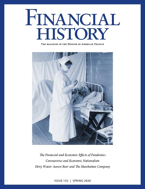 Financial History Issue 133 (Spring 2020)