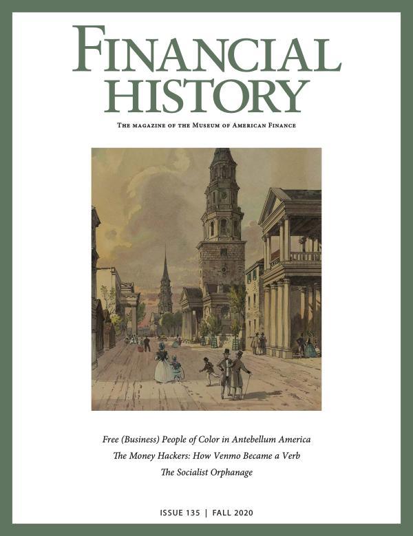 Financial History 135 (Fall 2020)