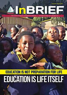 Kagiso Trust InBrief Issue#17 August 2015