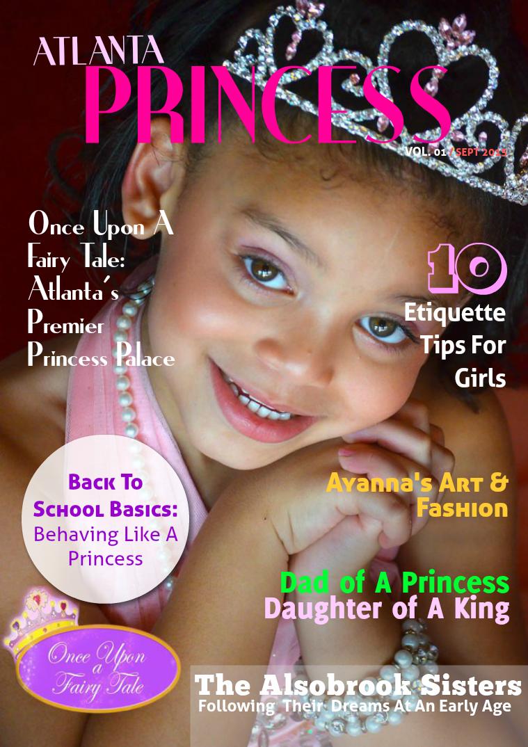 Atlanta Princess Magazine Vol. 1 September 2015