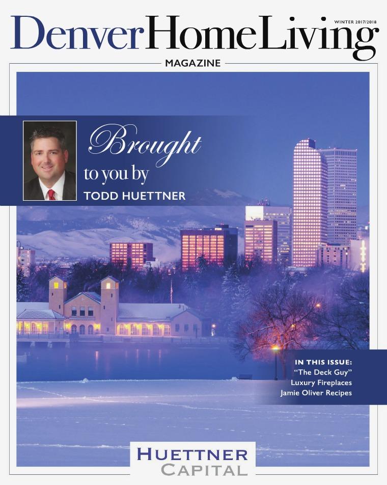 Denver Home Living Huettner Capital Winter 2017/18