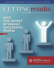 Getting Results Magazine
