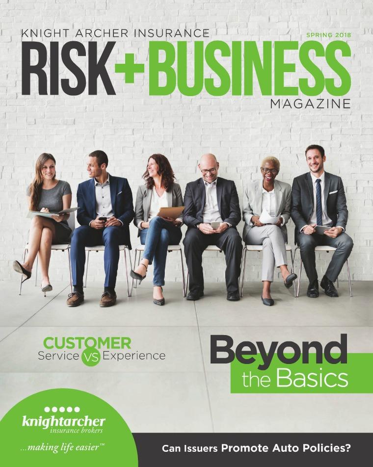 Knight Archer Insurance Magazine 2018