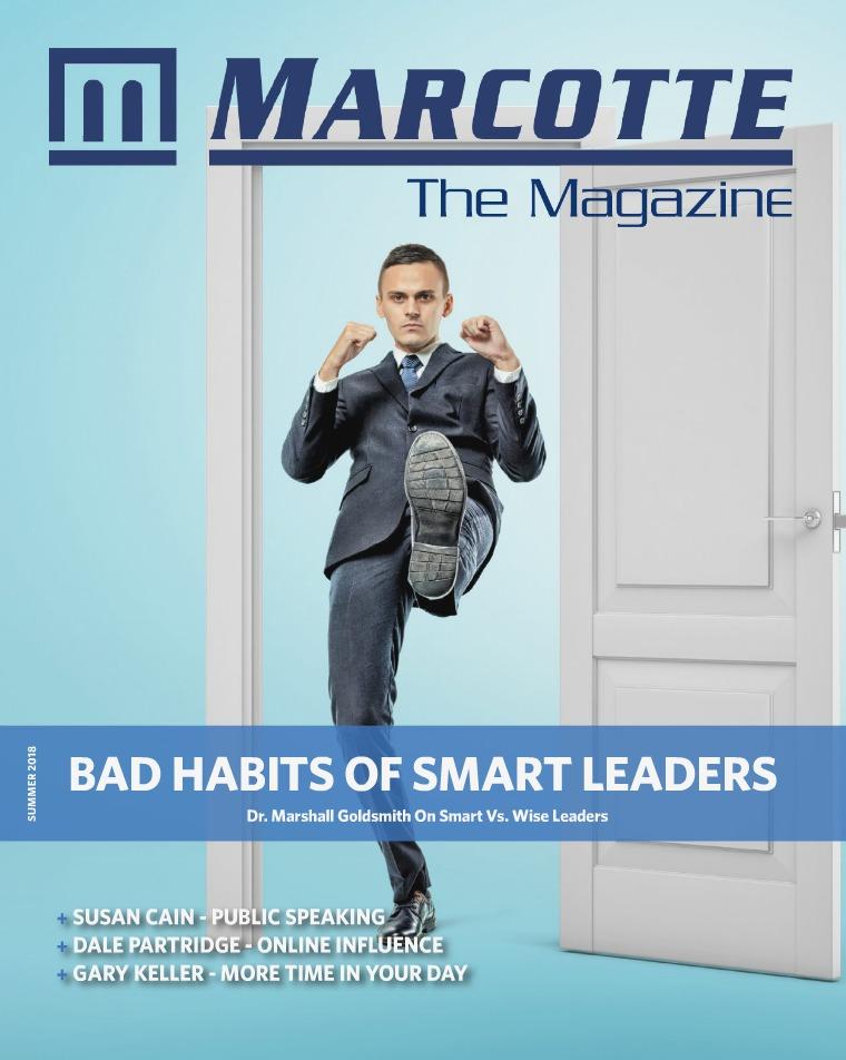 Risk & Business Magazine Marcotte Magazine Summer 2018