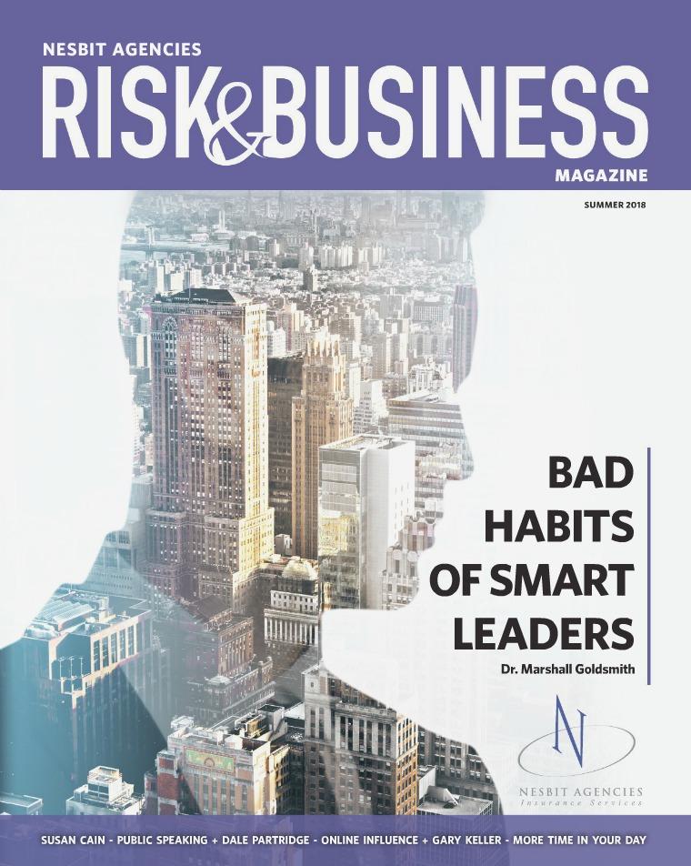 Nesbit Agencies Magazine Summer 2018