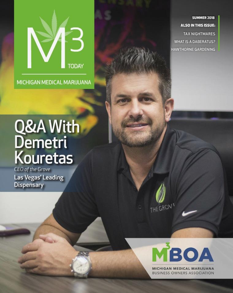 M3 Today Magazine M3 Today Magazine Summer 2018
