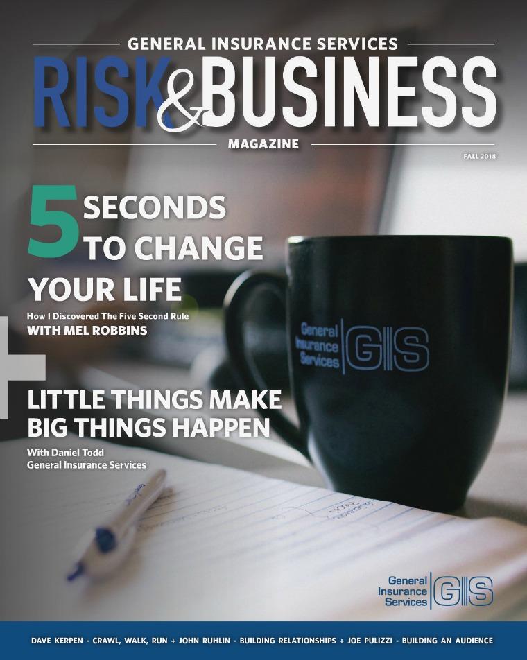 General Insurance Services Magazine