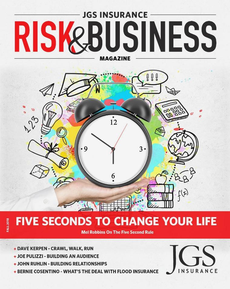 JGS Insurance Magazine Fall 2018