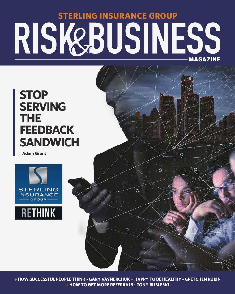 Sterling Insurance Magazine Winter 2018