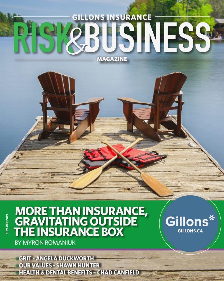 Gillons Insurance Summer 2019 Magazine