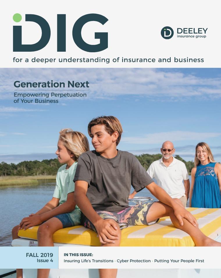 DIG Insurance & Business Magazine Fall 2019