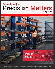 Boston Centerless - Precision Matters Magazine