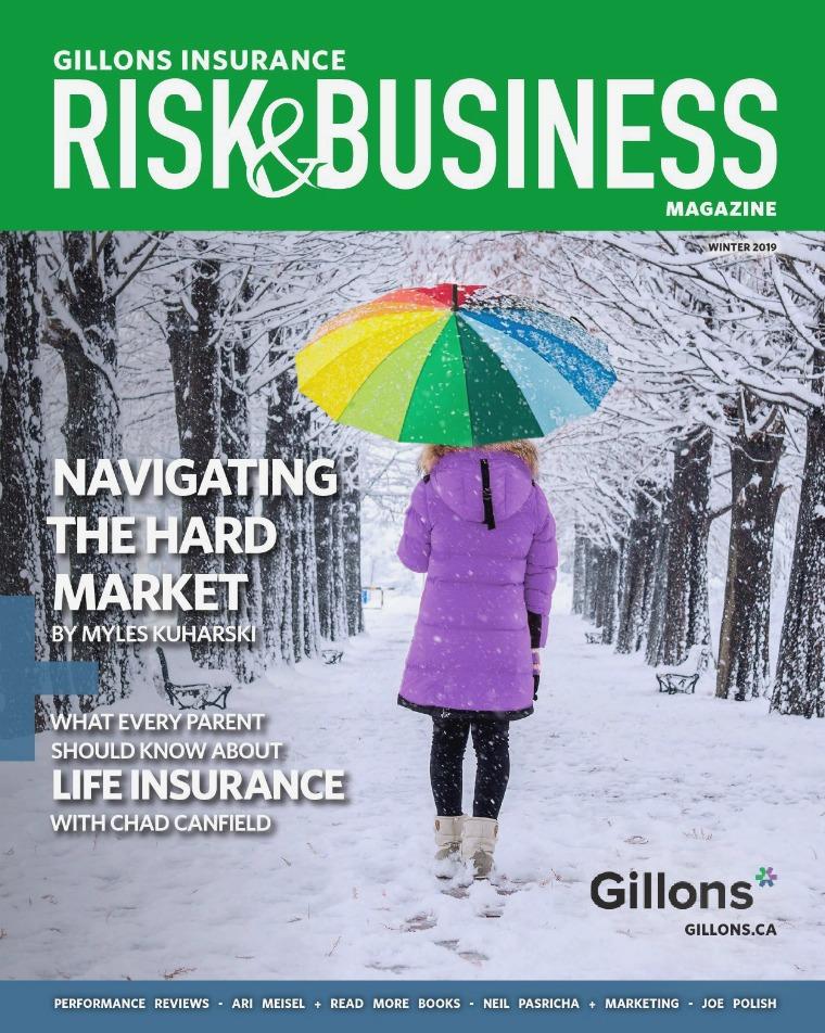 Gillons Insurance Winter 2019