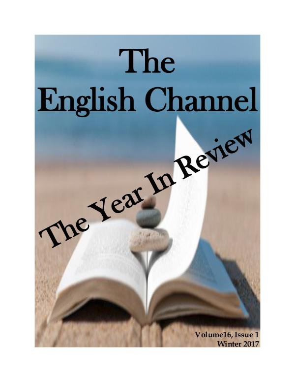 The English Channel Vol 16, Issue 1 Winter 2017