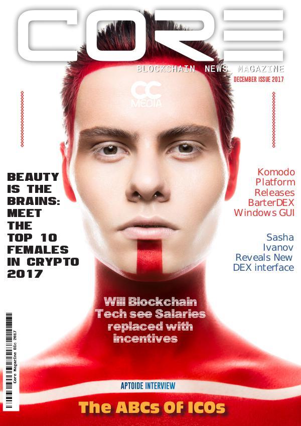 CORE MAGAZINE December 2017