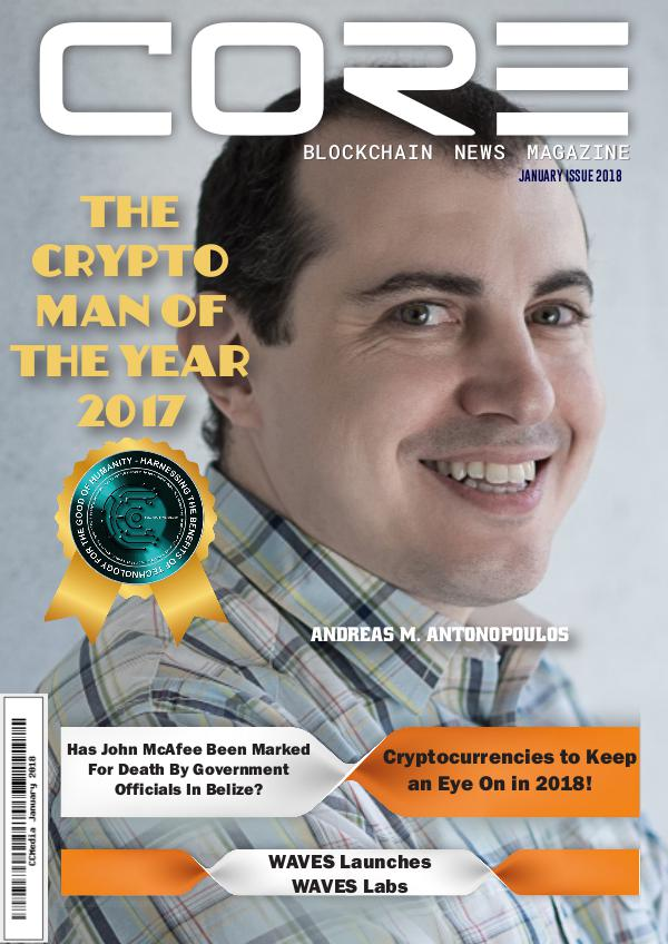 CORE MAGAZINE January 2018