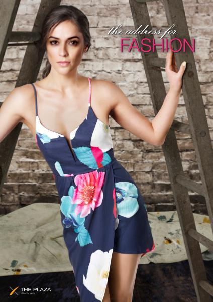 The Plaza Spring Summer Fashion September 2015