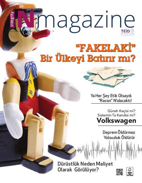 INmagazine Sayı: 4 (Ekim - Kasım - Aralık)