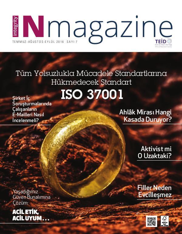 INmagazine Sayı 7 (Temmuz, Ağustos, Eylül)