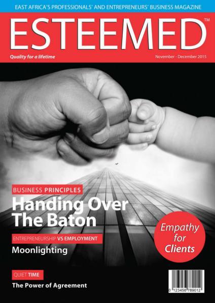 Esteemed Magazines Nov - Dec 2015