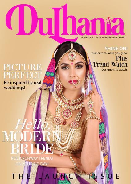 DULHANIA Dulhania Magazine Issue 1