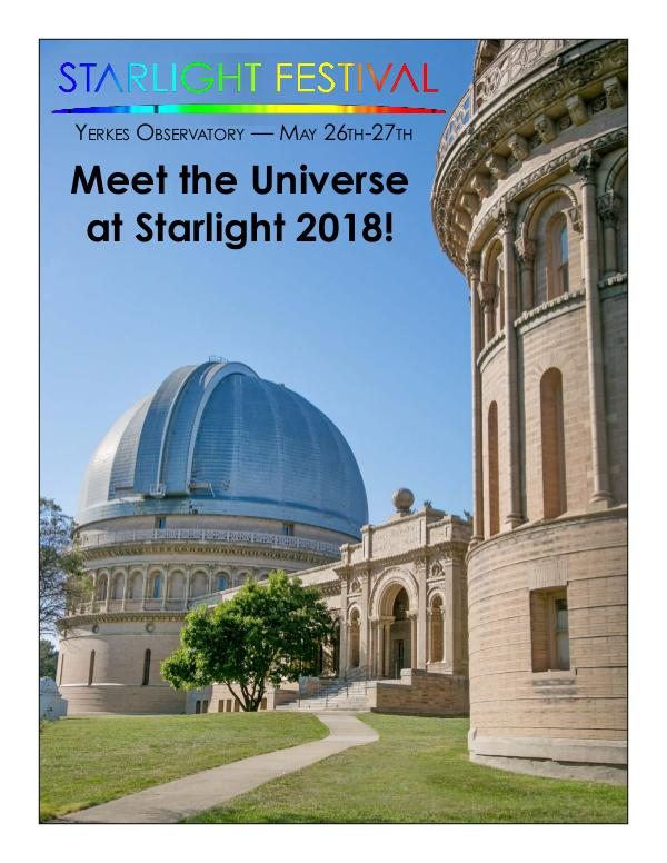Starlight Festival Guide 2018