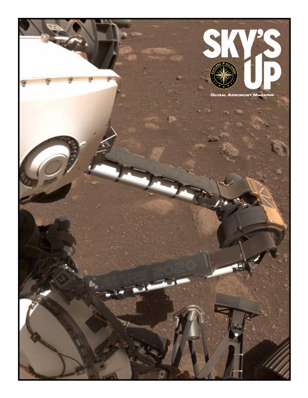 Sky's Up Global Astronomy Magazine Volume II (April 2021)