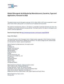 Chlorogenic Acid Market By Trends, Growth, Demand and Forecast