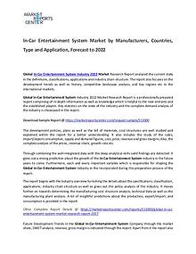 In-Car Entertainment System Market 2017
