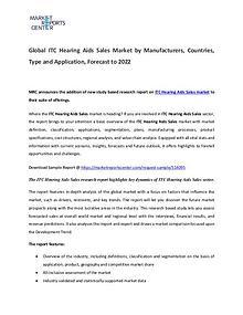 ITC Hearing Aids Market 2017