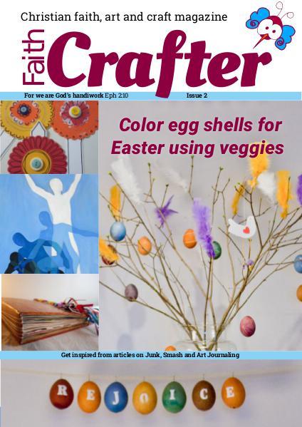 Faith Crafter Magazine 2 2016