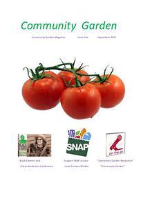 Community Garden Magazine