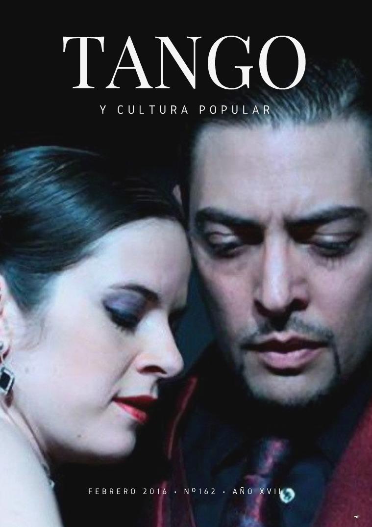 Tango y Cultura Popular ® N° 162
