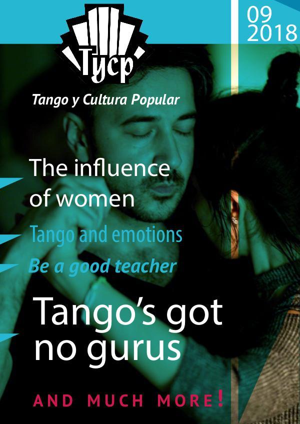 Tango y Cultura Popular ® English Edition TyCP Special