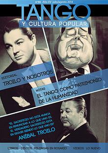 Tango y Cultura Popular ® N° 155