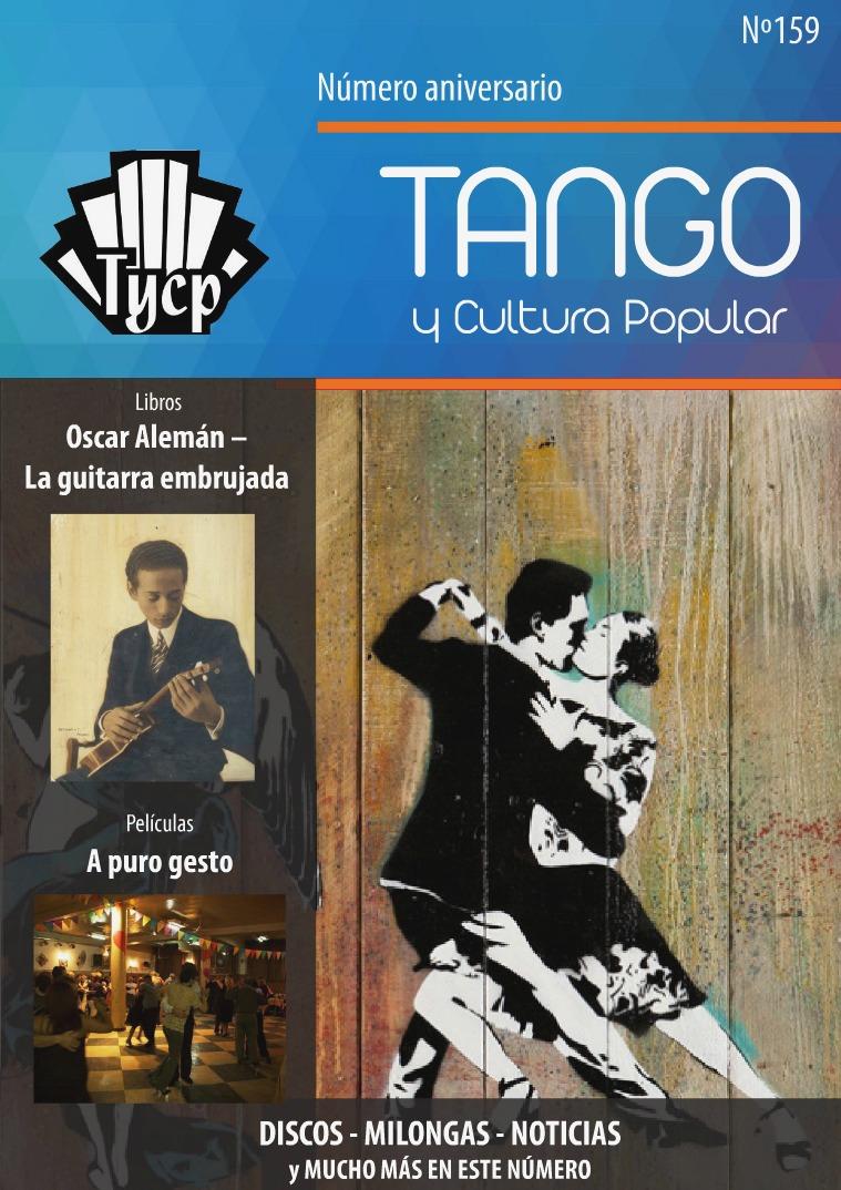 Tango y Cultura Popular ® N° 159