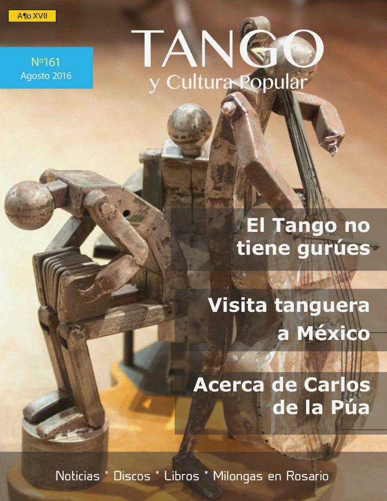Tango y Cultura Popular ® N° 161